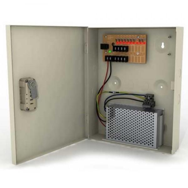 PSG412-5, 5X4 Way PSU Keycoded